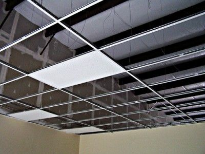 suspended ceiling types